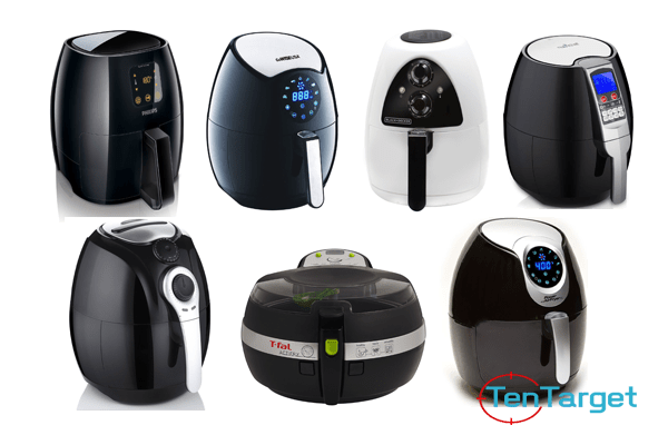 Best Air fryer 2018: Top 10 Best Air fryer Review