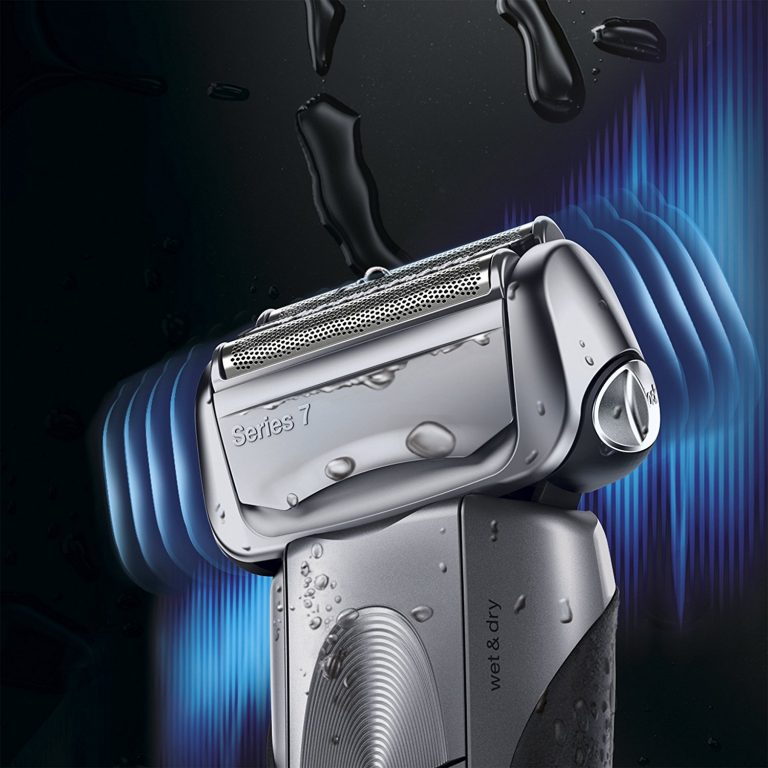 Braun Series 7 760cc Electric Shaver Review