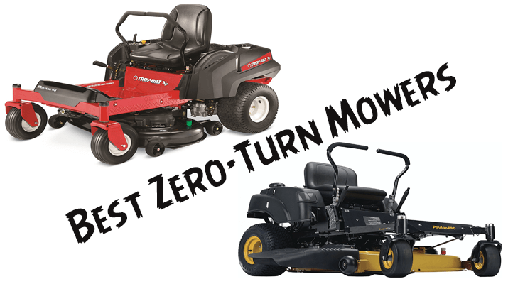 Best Zero-Turn Mowers
