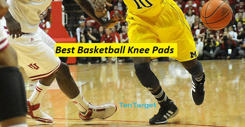 outlet store fb6e9 f7e4d Top 10 Best Basketball Knee Pads of 2019 - TenTarget.com