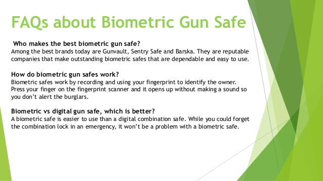 best-biometric-gun-safe-faqs