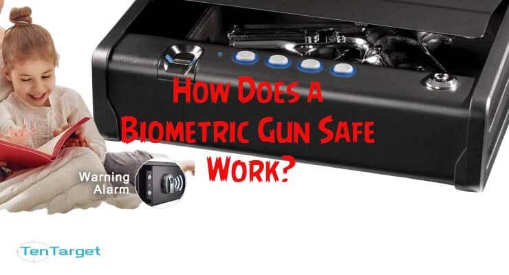 How Does a Biometric Gun Safe Work