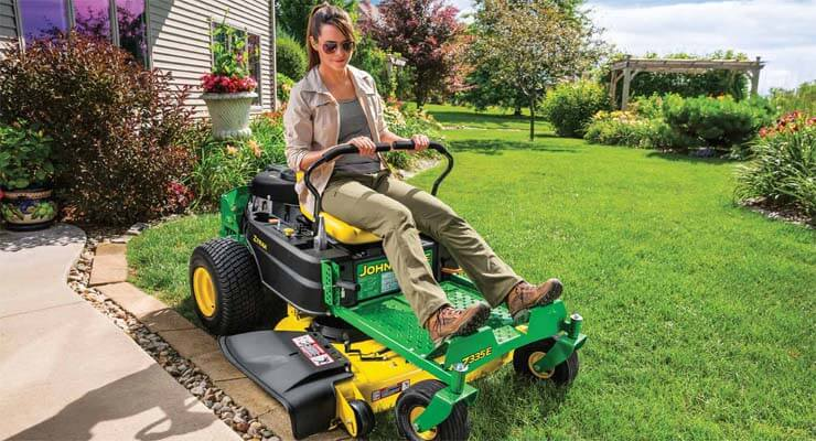Who Invented Zero Turn Mowers