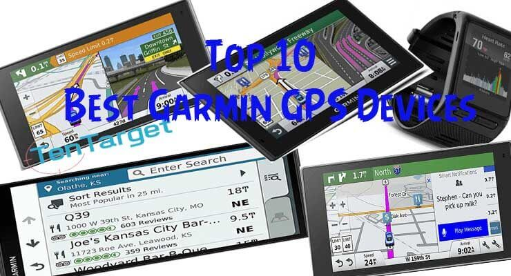 Best Garmin GPS Devices
